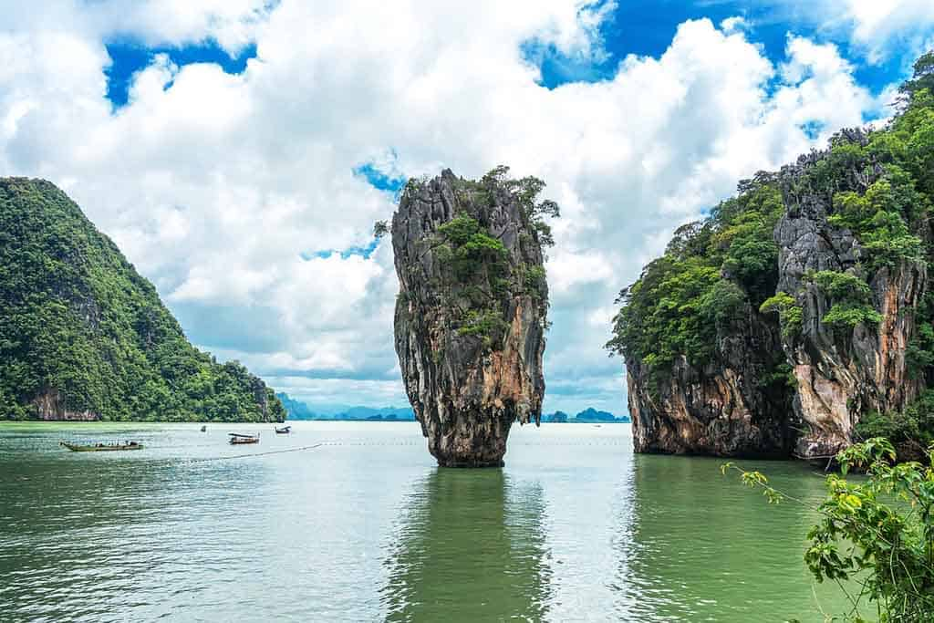 Exploring the Marine Park: The Paradise of Phang Nga Bay