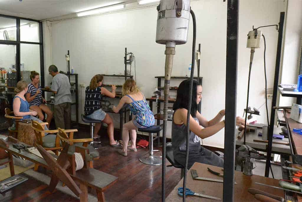 Jewelry making classes in Chiang Mai