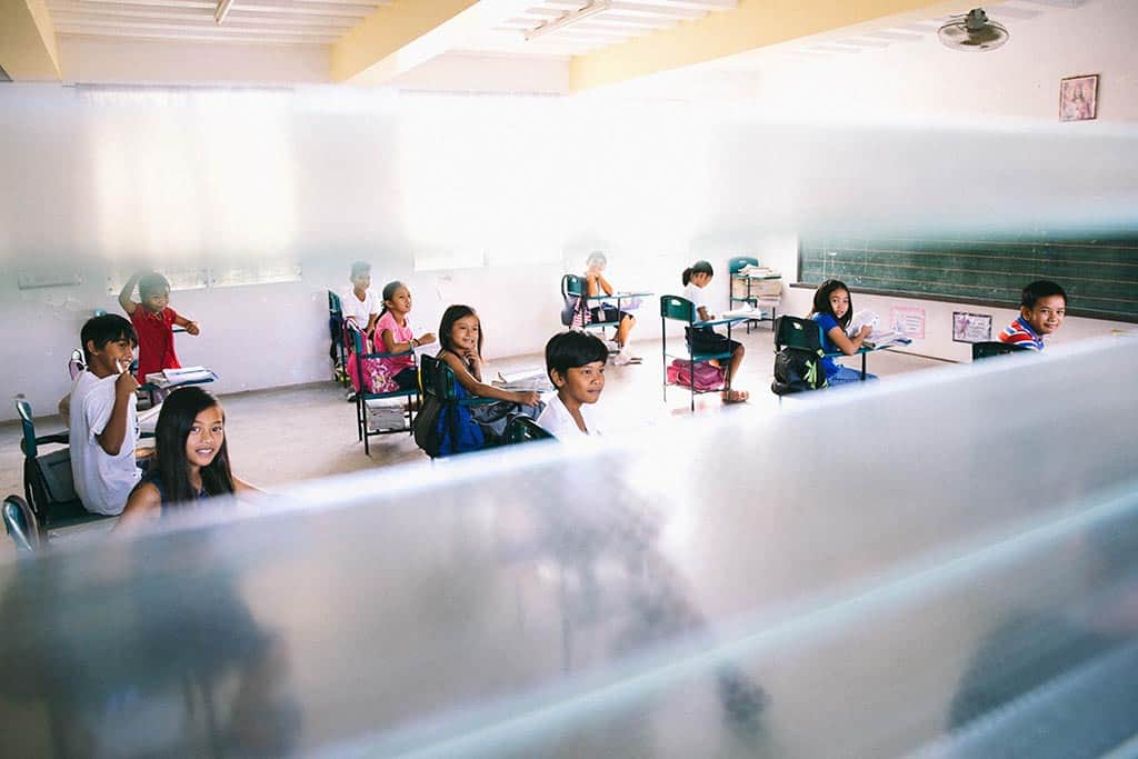 discount hostel for English teachers in Thailand