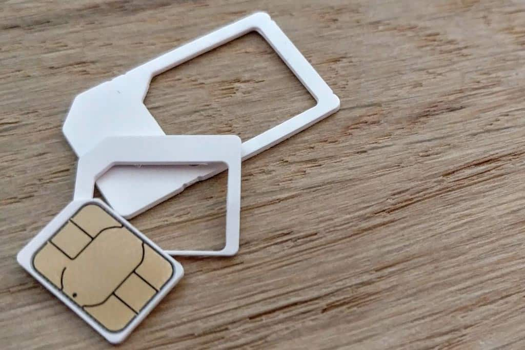 how to get a SIM card in Thailand backpacker guide