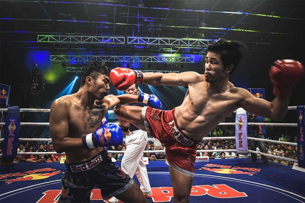 where to watch Muay Thai in Chiang Mai