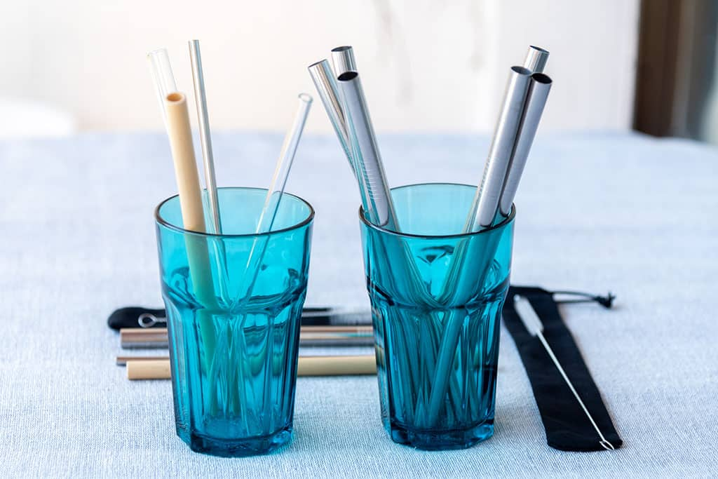 Bodega Hostels going green starting with metal straws