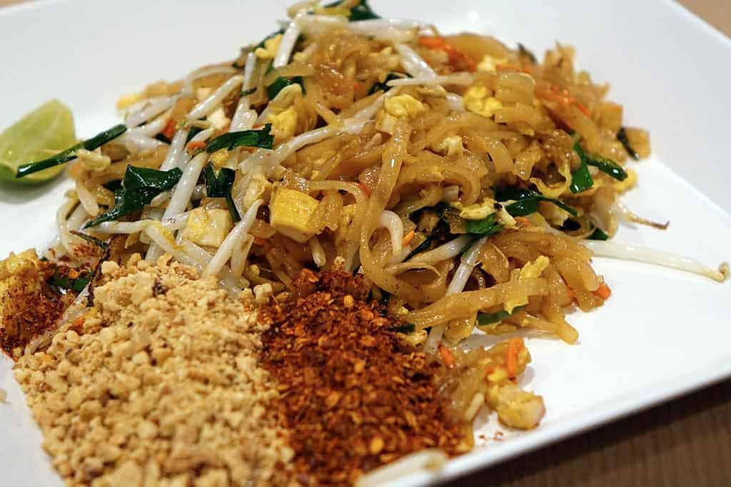 best authentic Pad Thai in Bangkok