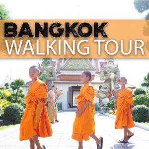 Bodega Bangkok Walking Tour
