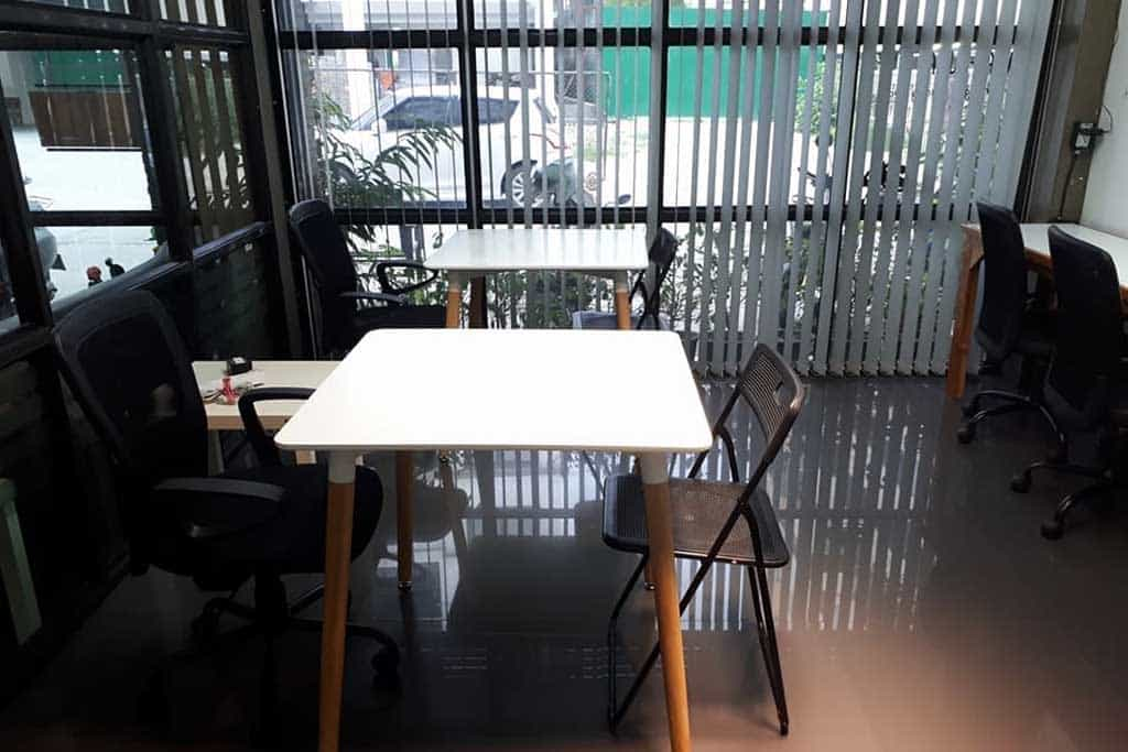 Mana is a very underrated coworking space in Chiang Mai