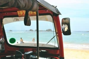 Tuk Tuks in Thailand: The Most Fun You Can Have On Three Wheels