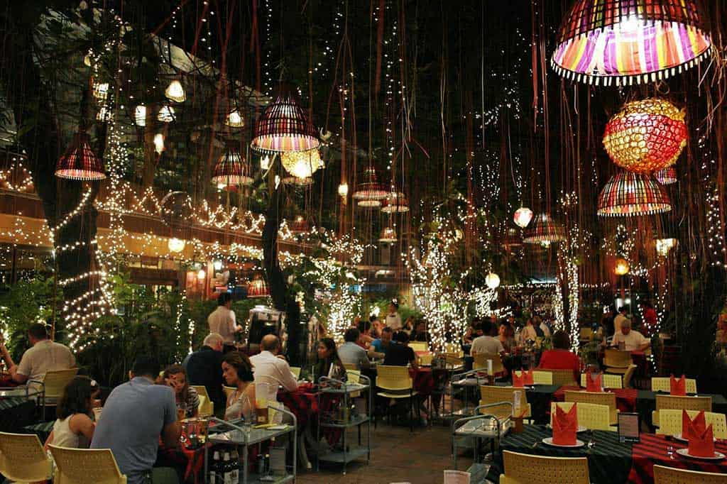 Cabbages and Condoms, the condom themed restaurant in Bangkok
