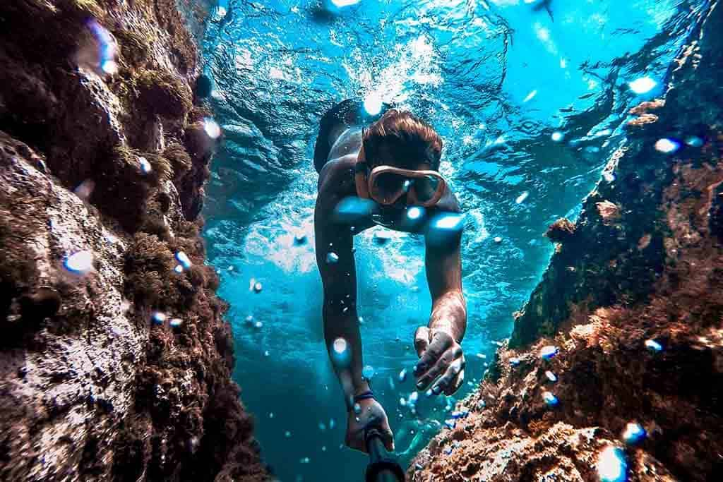 Swimming with the Fishes: Diving on Koh Phangan