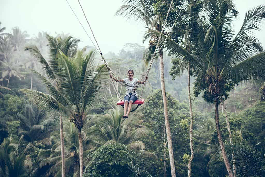 Ziplining in Chiang Mai: Become the King of the Swingers