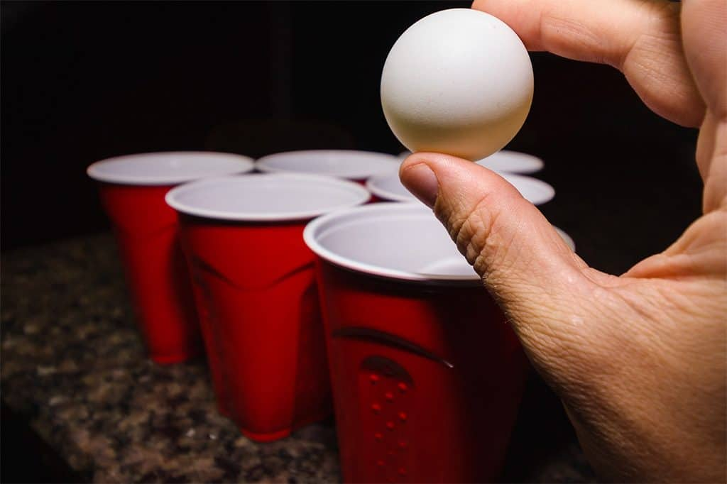Sinking Cups and Dominating the Table: Beer Pong Tournaments