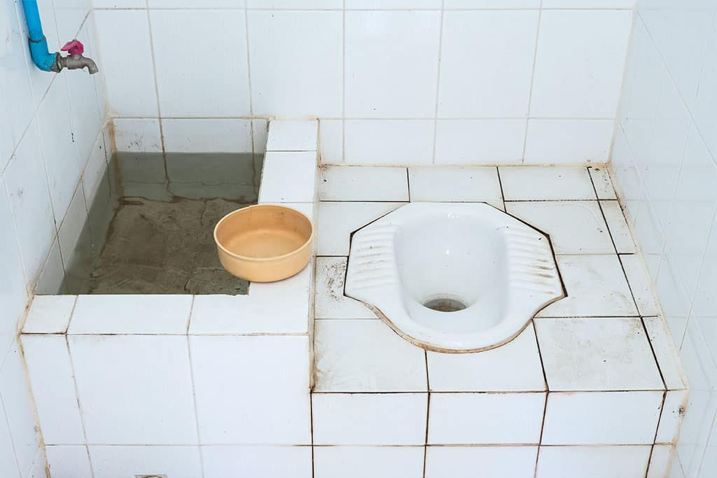 Toilet Trauma: How to Use and Conquer Squat Toilets in Asia!