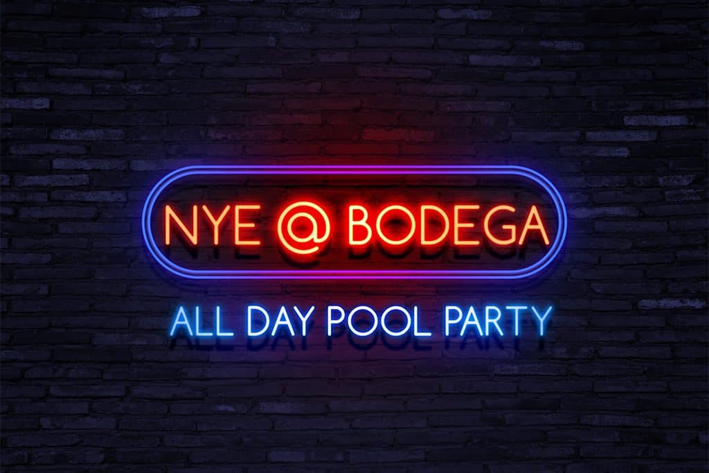 Bodega Phuket New Year's Eve Party: All You Can Drink for 1,500 THB