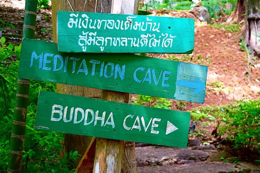 Buddhism for Beginners: Inside The Best Meditation Retreat in Chiang Mai
