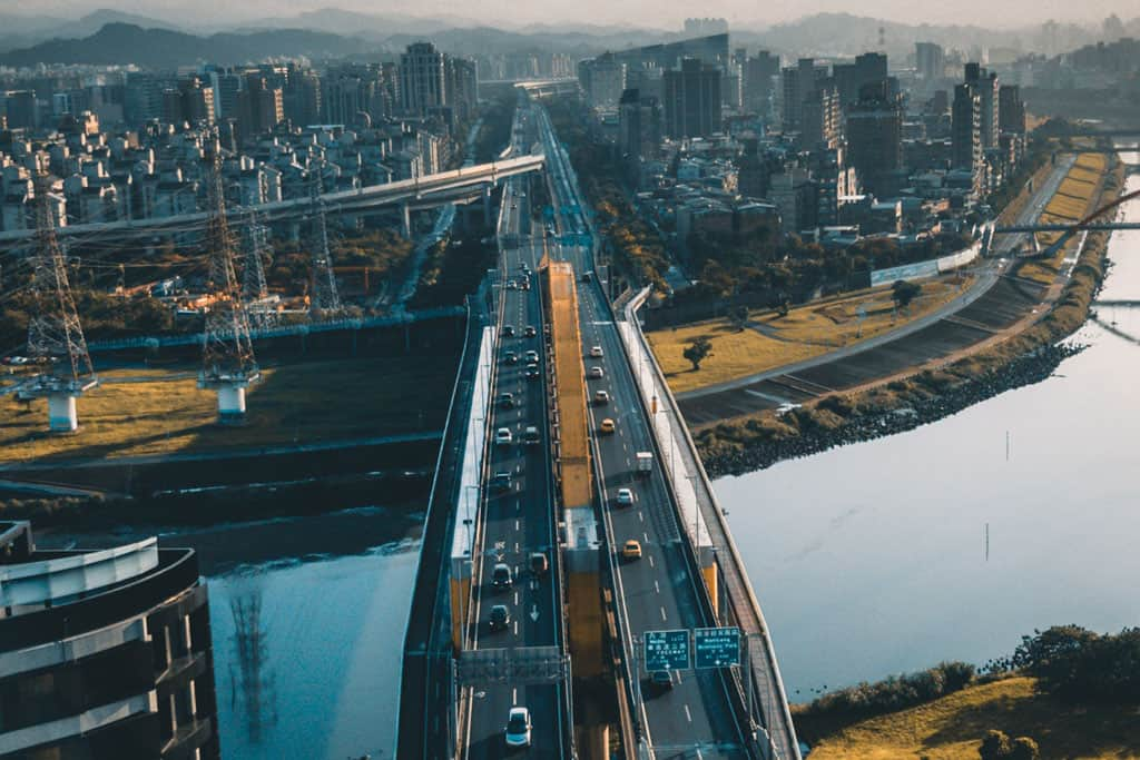 Not Your Usual Border Run: Thai Visa Runs to Taipei