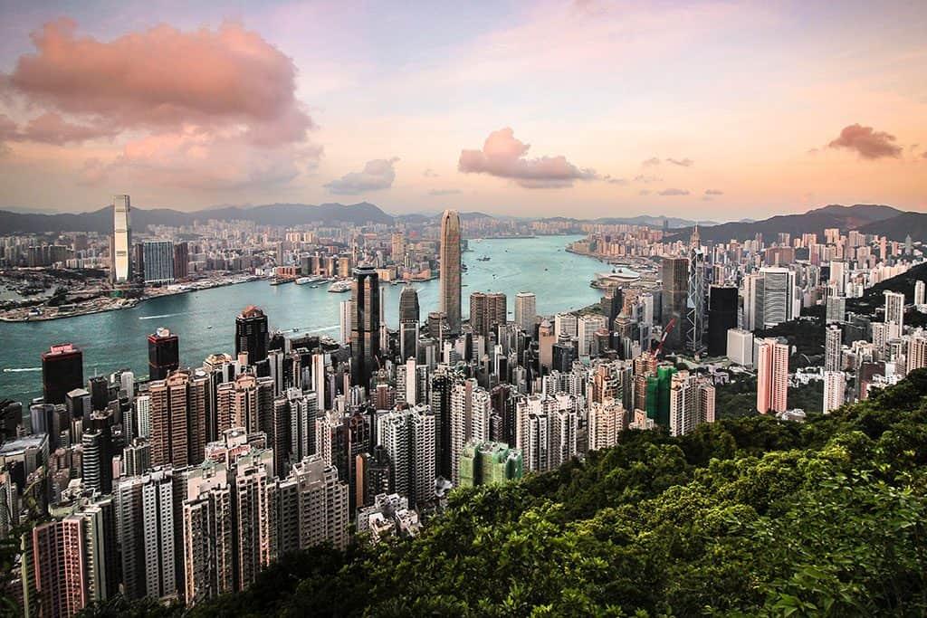 Thai Visa Runs to Hong Kong: The Chinese Connection