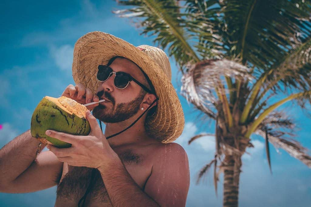 All Hail the Savior: Curing Hangovers and Other Benefits of Coconut Water