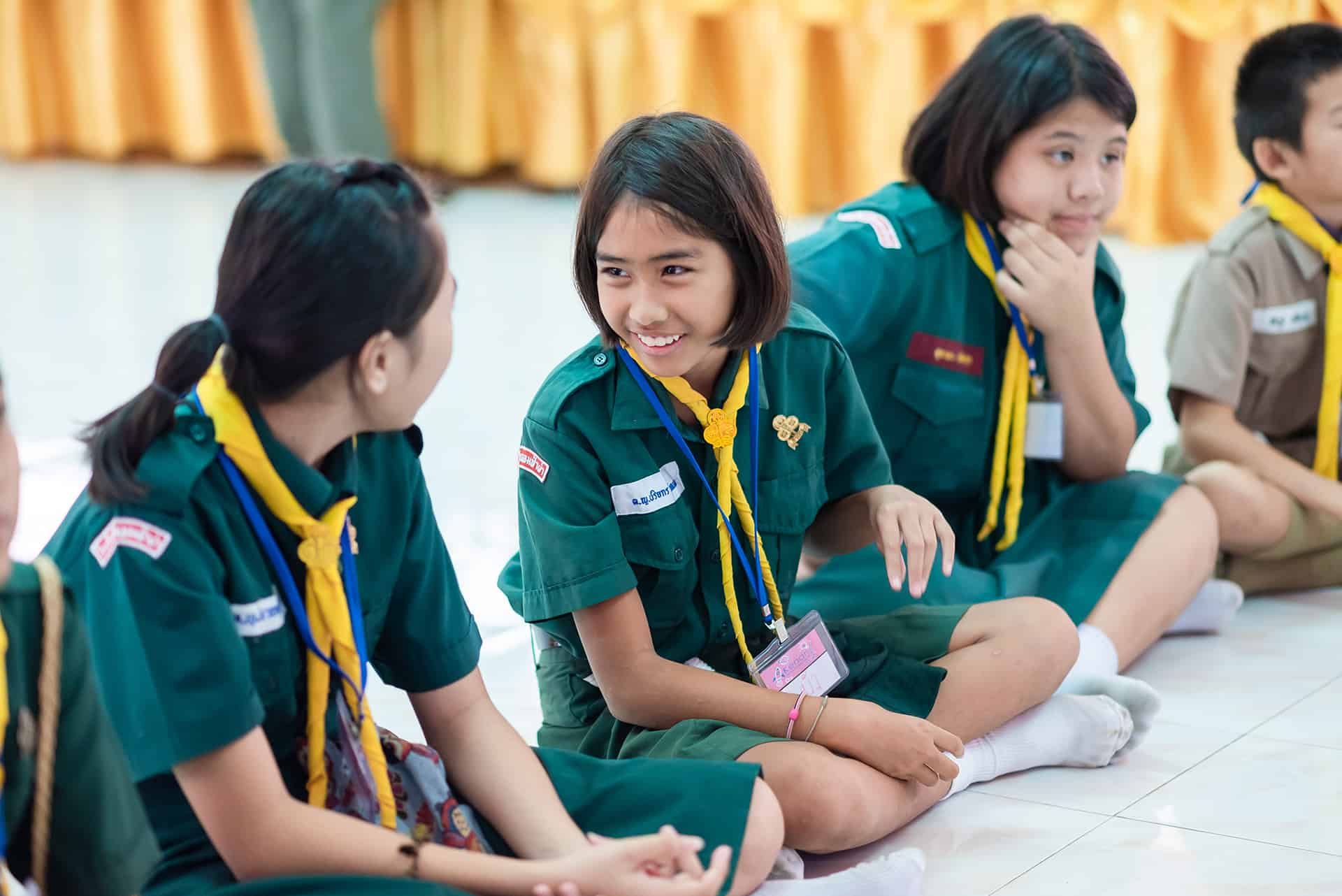 Giving Something Back: Inside the Top Charities in Thailand
