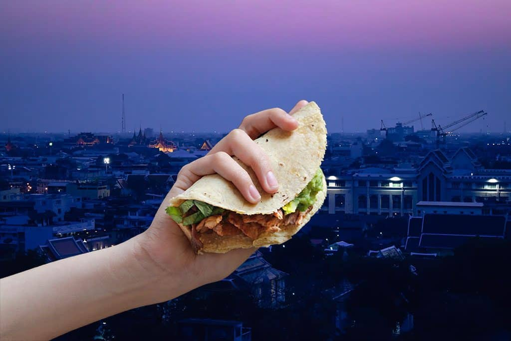 The Taco Bell Grand Opening in Bangkok: Expats and Backpackers Unite!