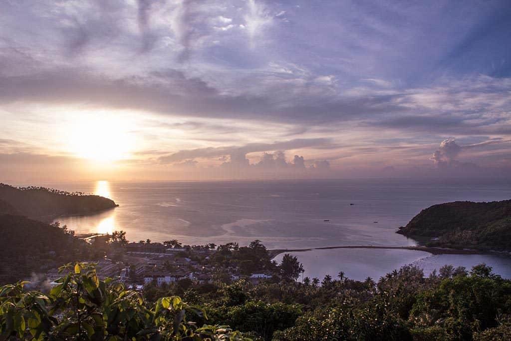 Hiking In Koh Phangan: Trekking the Full Moon Party Island