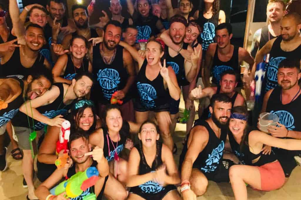 Bodega Stories: A First Time Songkran Experince in Samui