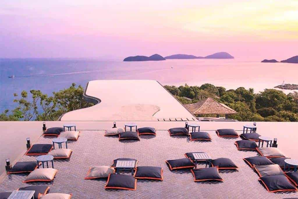 where to watch the sunset in Phuket