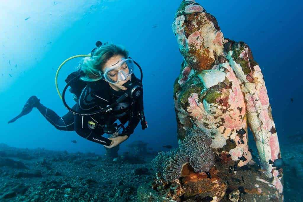 best places to go scuba diving in Thailand