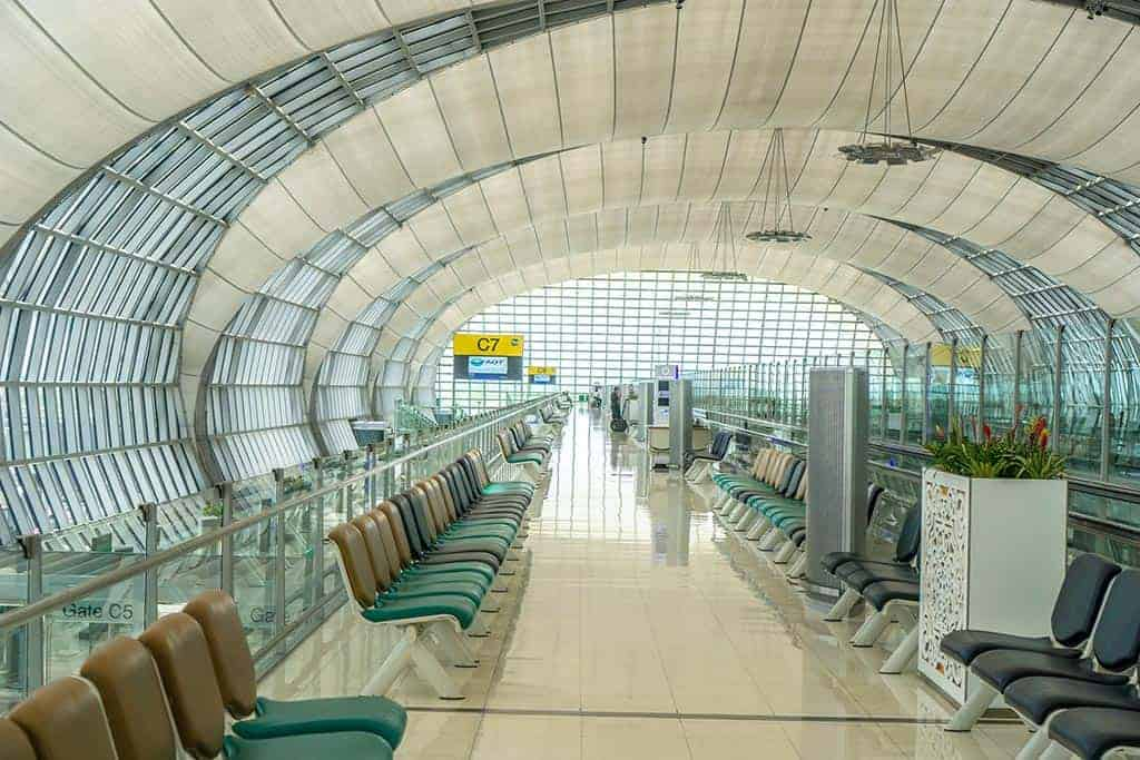 Best Places to Sleep in Suvarnabhumi Airport