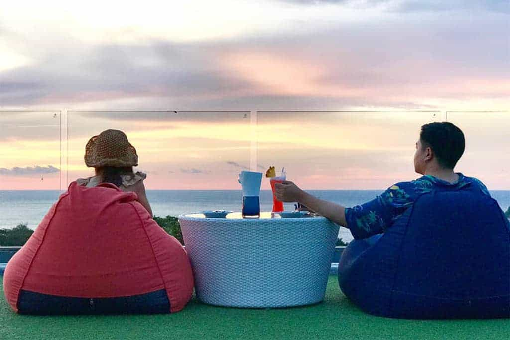 360 Degrees sunset bar in Phuket