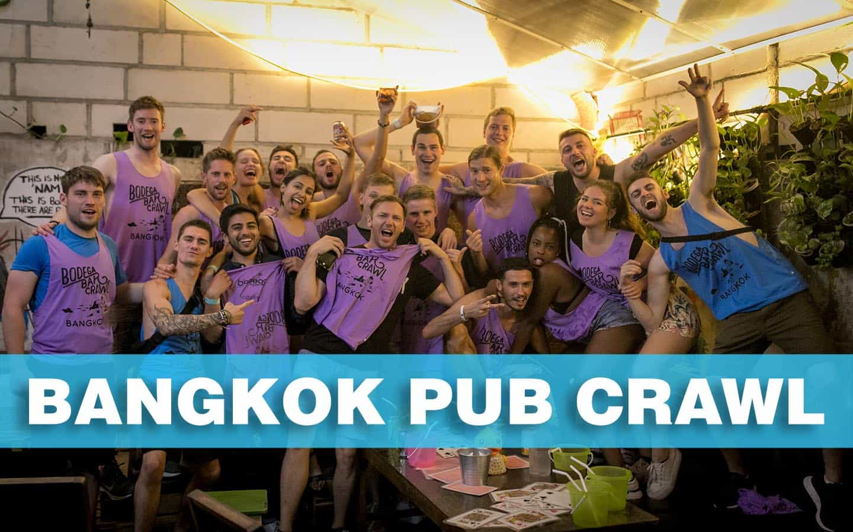 Bangkok Pub Crawl, Bodega