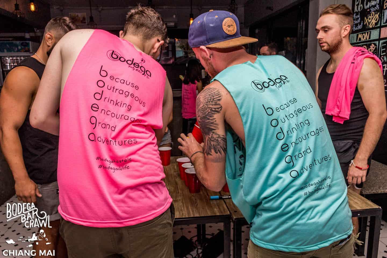 Bodega Chiang Mai Pub Crawl
