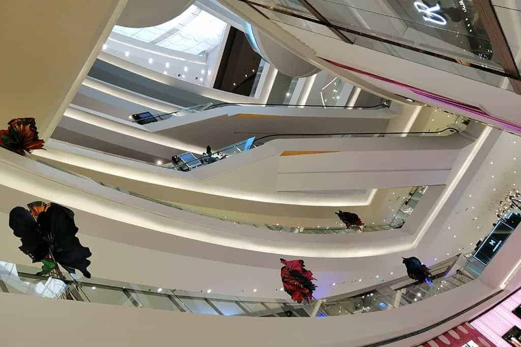 ICONSIAM, luxury mall in Bangkok