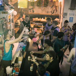 Bangkok Pub Crawl starts at Bodega Bangkok