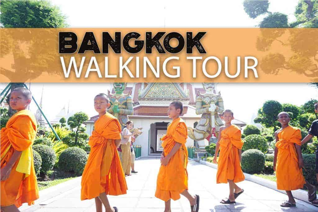 Bangkok Walking Tour to Buddhist Temples and Grand Palace