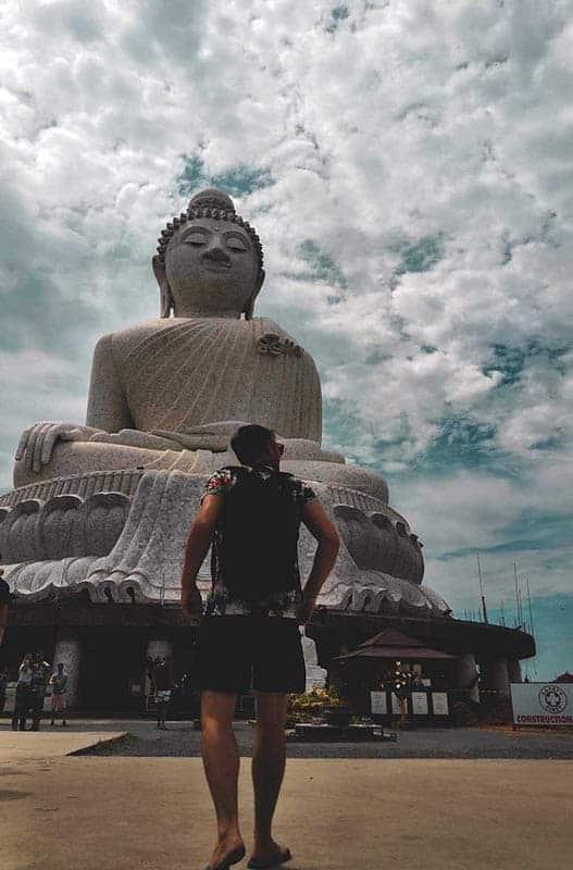 Big Buddha Phuket tour with Bodega Hostels