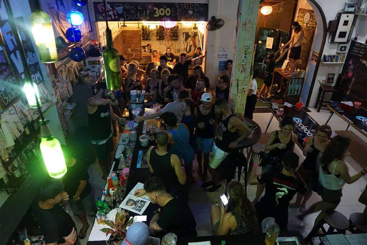 Bodega Bangkok Party