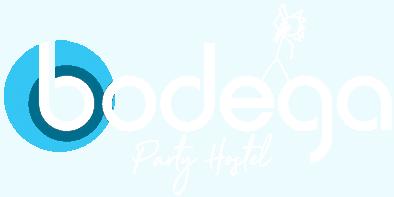 Bodega Phuket Logo White