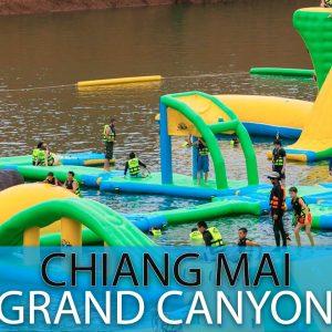 Chiang Mai Grand Canyon Tour