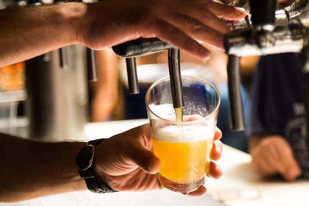 best places to drink craft beer in Bangkok
