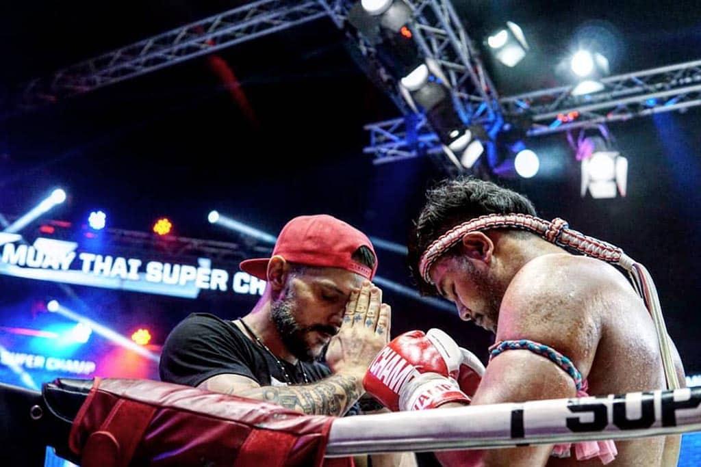 Elite Fight Club Muay Thai Gym in Bangkok