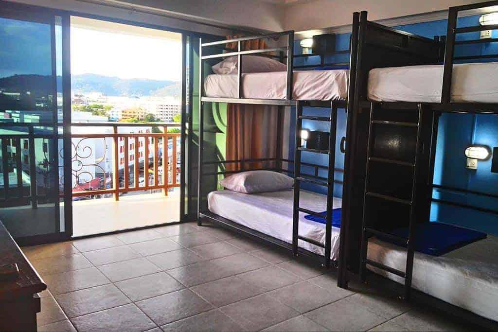 hostel security dorm rooms