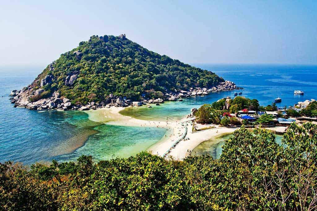 Koh Nang Yuan day trip