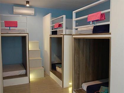 Bodega Koh Rong Samloem 6 bed mixed dorm