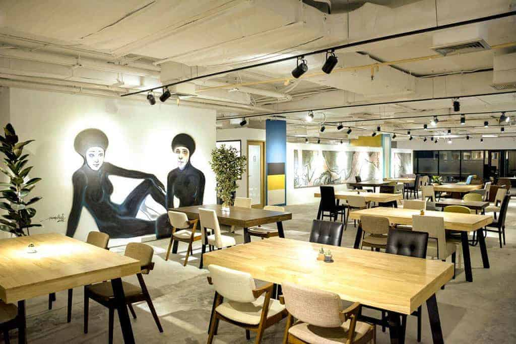 The Company Bangkok coworking space