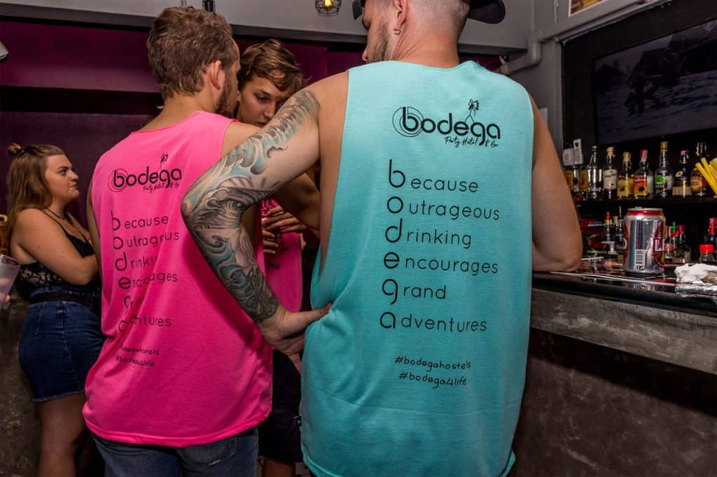 Bodega Chiang Mai Party