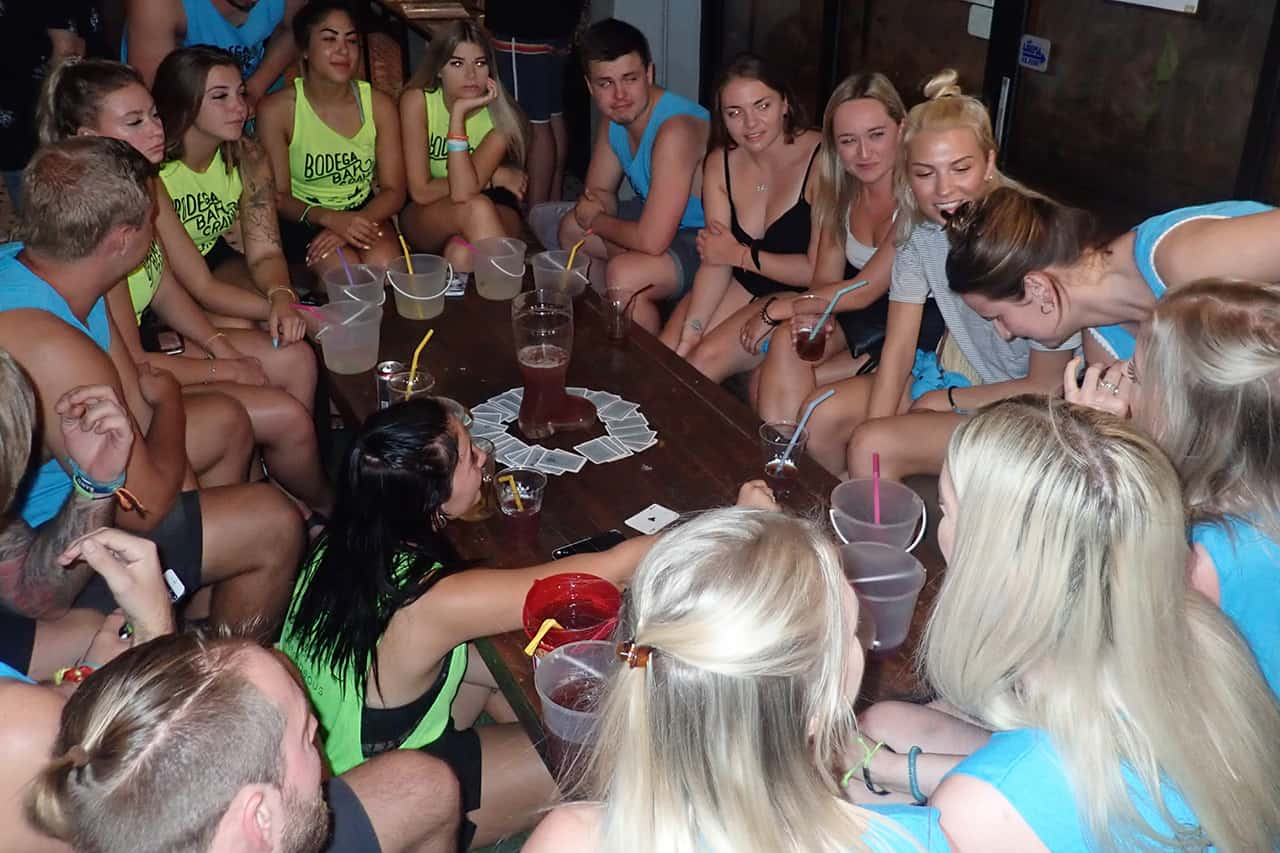 Bodega Drinking Games
