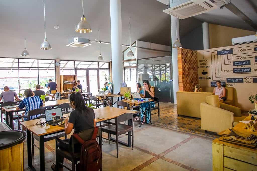 best coworking spaces in Siem Reap