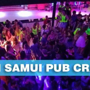 Koh Samui Pub Crawl
