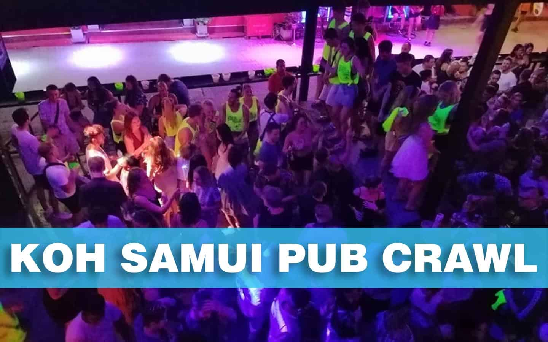 Bodega Koh Samui Pub Crawl