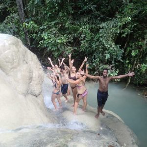 Chiang Mai Sticky Waterfall Adventure