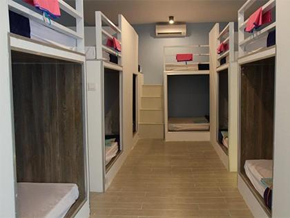 Bodega Koh Rong Samloem 12 bed mixed dorm